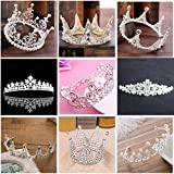 Quantity 1x children _both_sexes_ Headdress _trim_King_ Princess bride _afterperformance_ Crown Tiara Party Wedding Headband Women Bridal Princess Birthday Girl Gift Birthday children dress _