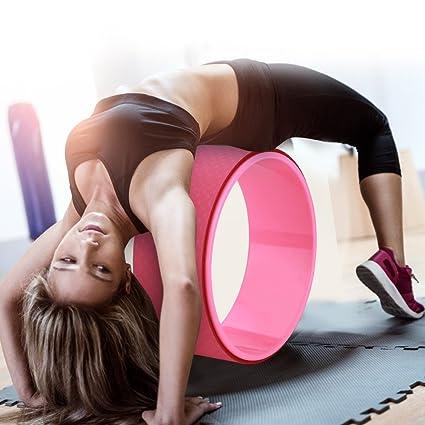 Zerone Rueda de Yoga, Fitness, Yoga, Rueda de curación ...