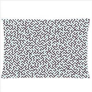 Best seller Personalized Design Pillowcase - Maze Pillowcase,One Side Pillowcase Pillow Cover 20x30 inches