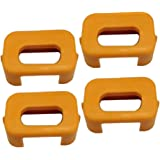 Bostitch N62FNB / DA1564K Nailer (4 Pack) Replacement No-Mar Contact Foot # 9R188782-4pk
