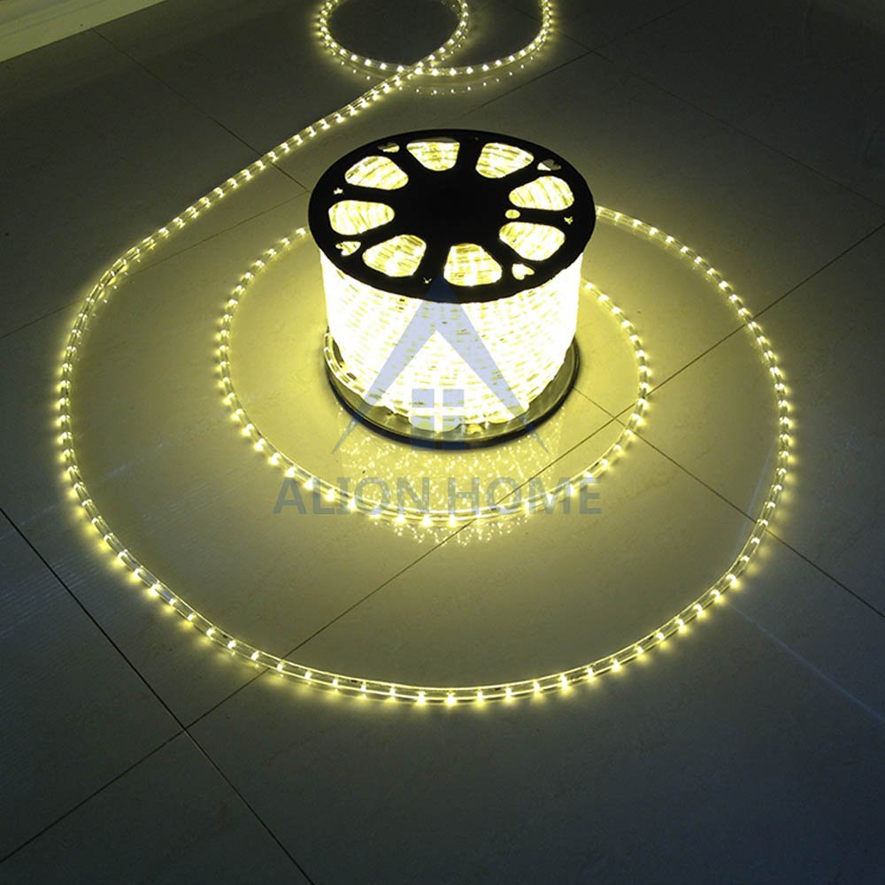 Alion Home LED Rope Lights (3-200ft) Warm White (200')