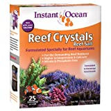 Instant Ocean Reef Crystal Sea Salt Marine Mix, 25-Gallon
