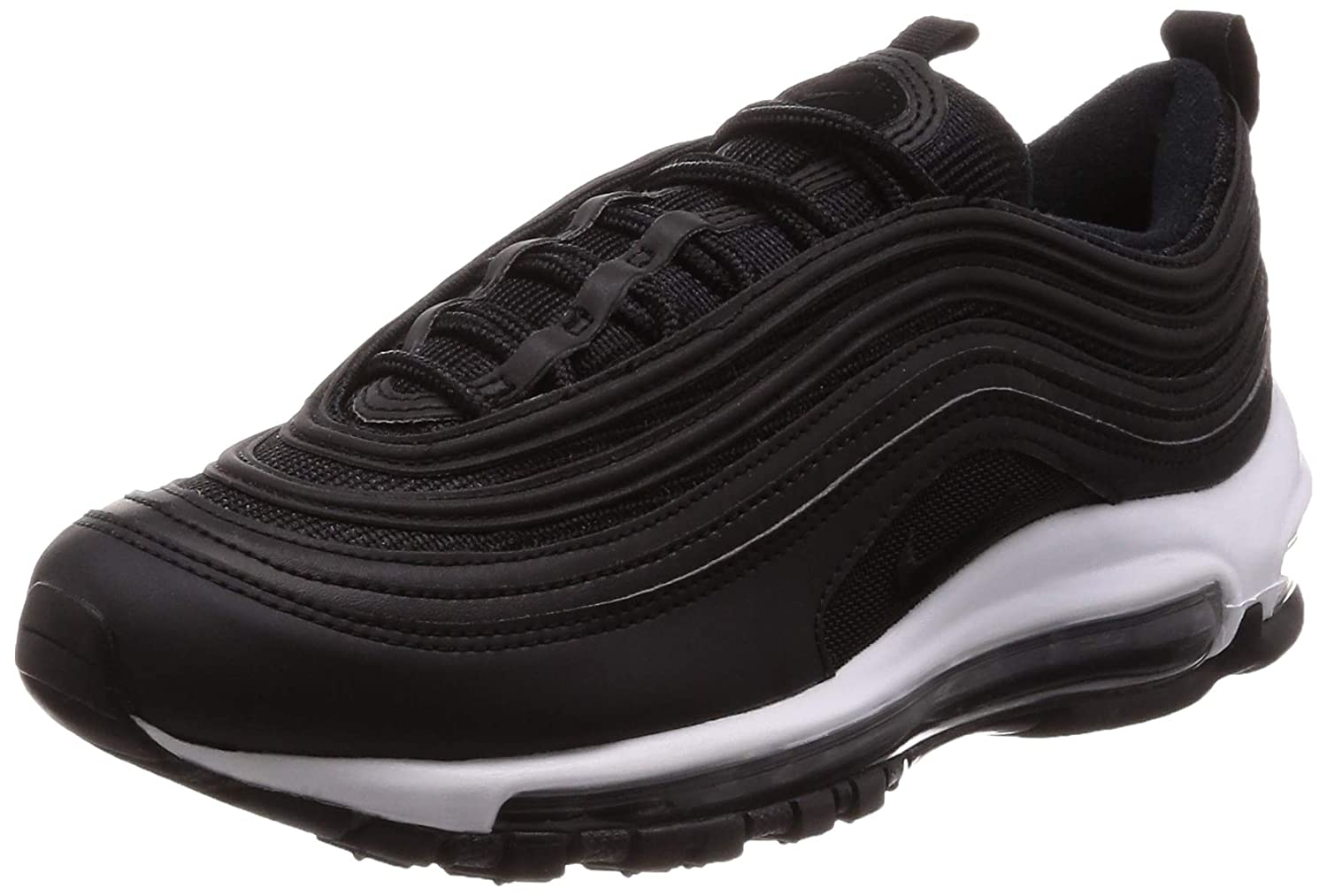 official photos 12eef 44994 Nike Womens Air Max 97 Textile Synthetic Trainers