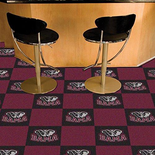Alabama Carpet Tiles by Fanmats