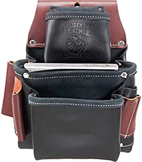 product image for Occidental Leather B5060LH 3 Pouch Pro Fastener Bag - Black