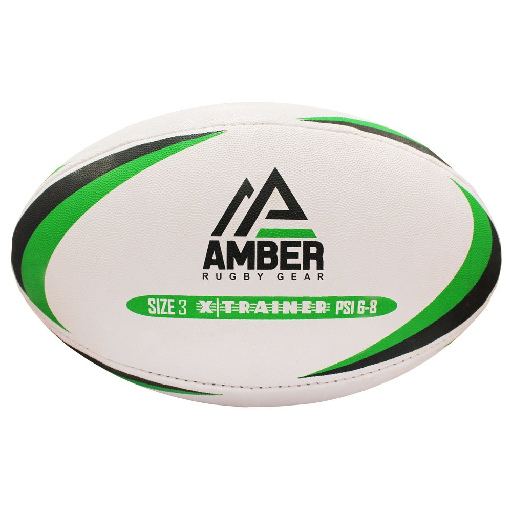 Amber Training Rugby Ball X-Trainer Mixte