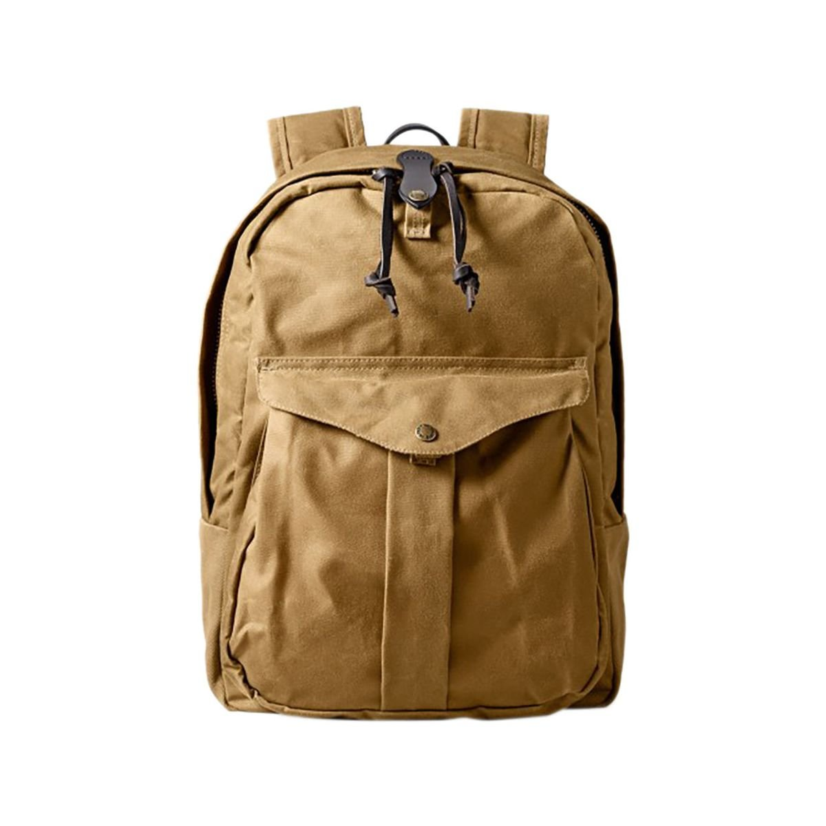 Filson Unisex Journeyman Backpack Tan 1 One Size
