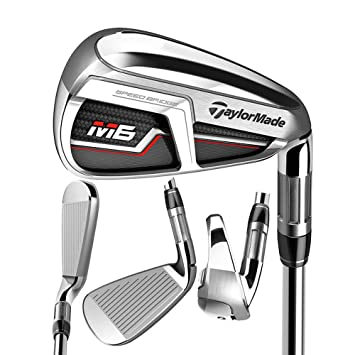 Taylormade M6 Iron Set 2019 Taylormade Tuned Performance 45 ...