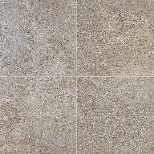 Mannington Hardware AT370 Adura Luxury San Luca Vinyl Tile Flooring, Sand Castle
