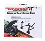 Pit Posse Motorcycle Rear Stand Combo Paddock