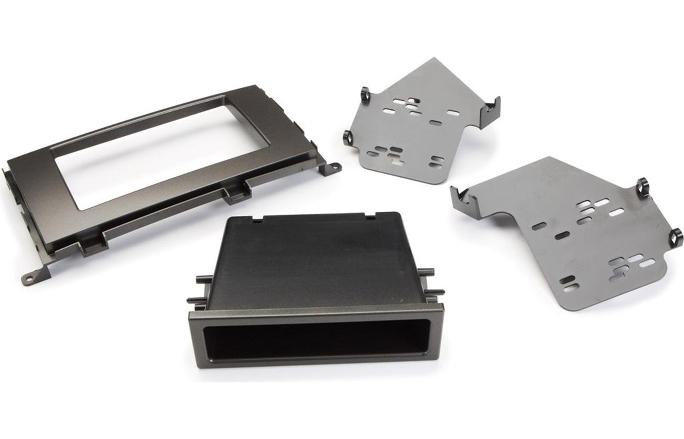 Metra 99-8229S Single//Double DIN Installation Dash Kit for 2011 Toyota Sienna