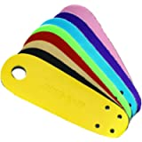 Sure-Grip Leather Toe-Guards for Roller Skate