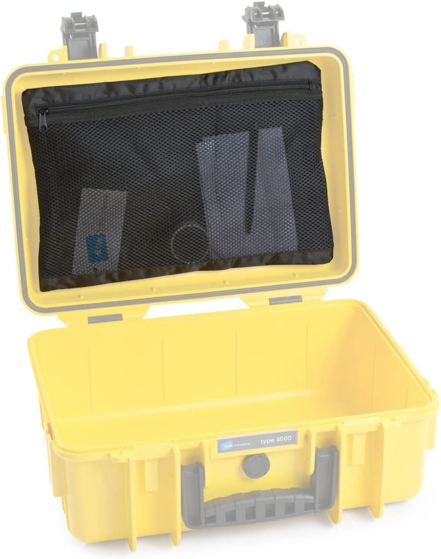 for Outdoor.case Type 4000 MB The Original B/&W Outdoor.Cases mesh Bag