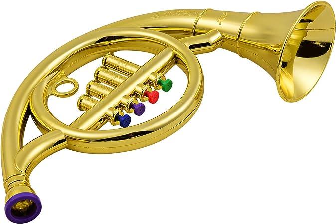 Entweg Instrumentos para niños, trompa Instrumentos de viento ...