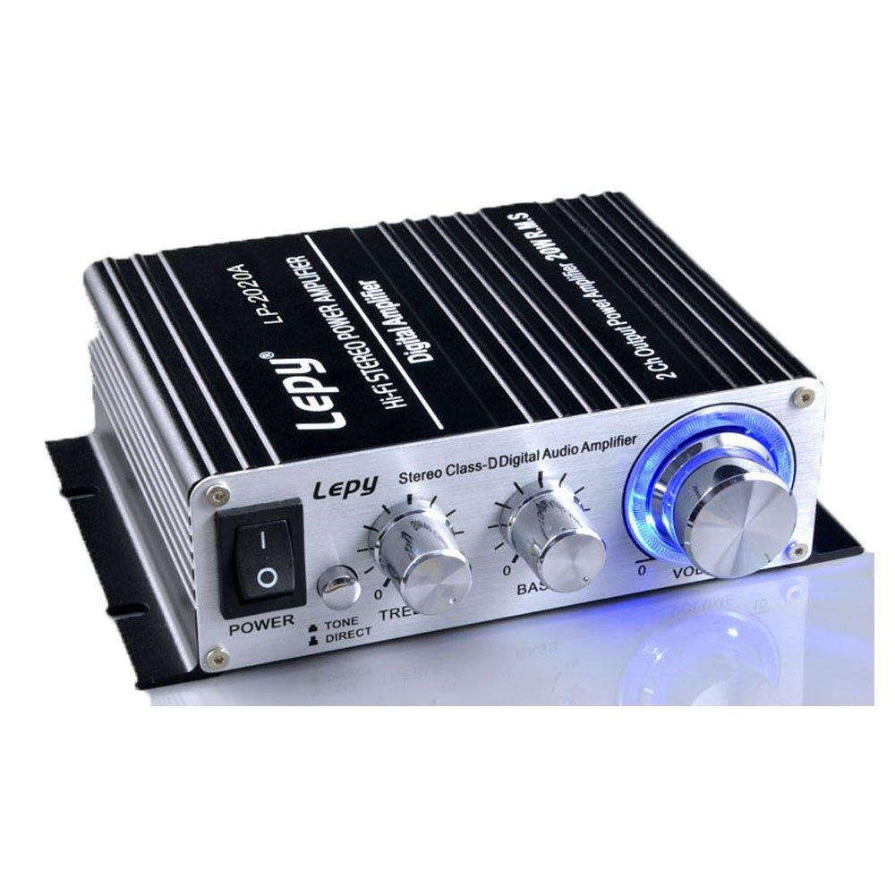 Seeduck Lepy Lp 2020a Class D Hi Fi Audio Mini Amplifier With Power 20w Supply