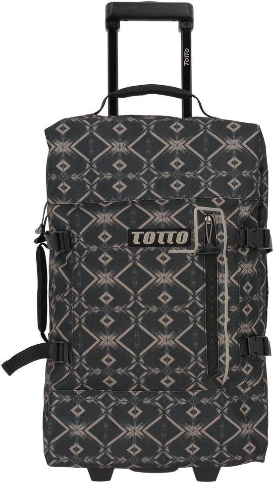 TOTTO MA17IND005-1610S-0EP - Maleta de cabina, 20 x 32.5 x 52 cm, Multicolor