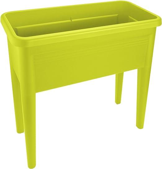 Elho Green Basics Casa de Cultivo, Verde Lima, 39.5x39.5x35.7 cm ...