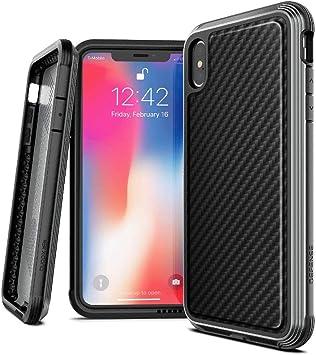 X-Doria Compatible 2018 iPhone XS MAX, iPhone 6.5 Pulgadas Funda ...