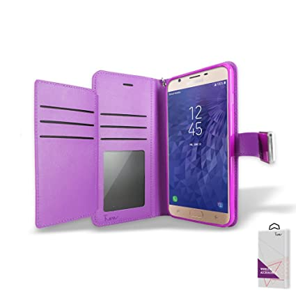 Amazon.com: Funda para Samsung Galaxy J7 2018/J7 Refine/J7 ...
