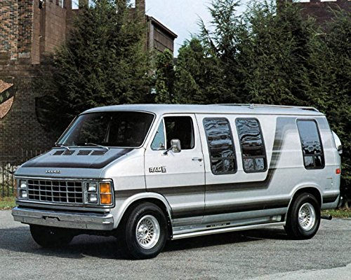 Dodge Conversion Van >> Amazon Com 1982 Dodge Bivouac Conversion Van Camper Factory