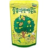 Tom's Farm Honey Citron Almond, 200 g