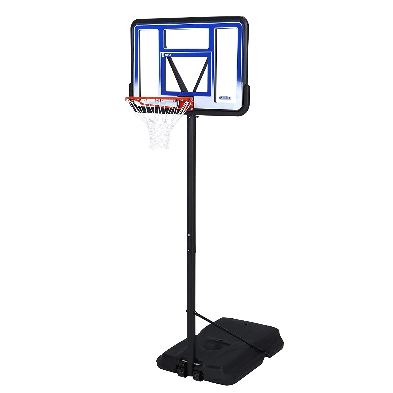 Lifetime ポータブルバスケットボール 1270 プロコート 42インチ バックボードつき B000V032J0