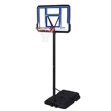 Lifetime - Canasta de baloncesto portátil 1270 Pro Court, tablero ...