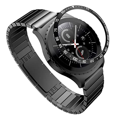 Amazon.com: Shan-S Bezel Styling for Samsung Gear S2 Classic ...