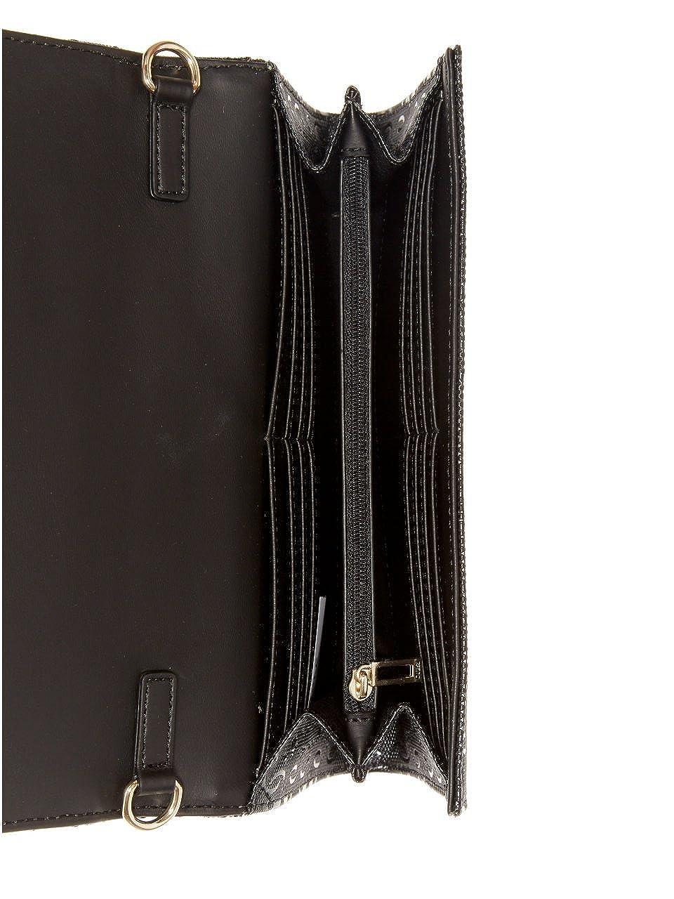 5e0c69d044 Chaussures et Sacs Sacs bandoulière Sac bandoulière GUESS Gioia Mini Noir