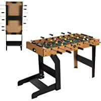 ColorBaby - Futbolín de madera plegable CBGames