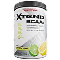 Scivation, Xtend BCAAs, Lemon Lime, 30 Servings