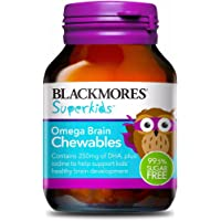 Blackmores Superkids OmegaBrain Chew (50)
