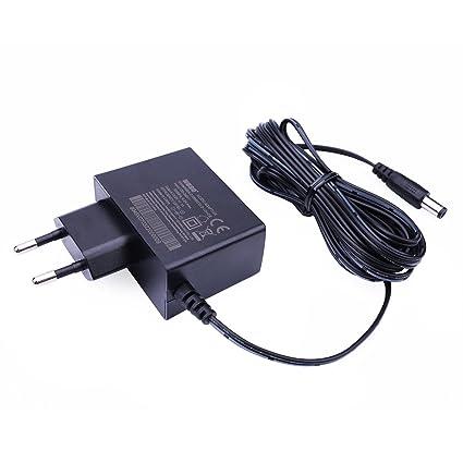 Fuentes de alimentación 12 V 1 A, 3 m Cable alargador adaptador de red para ieGeek de cámara ...