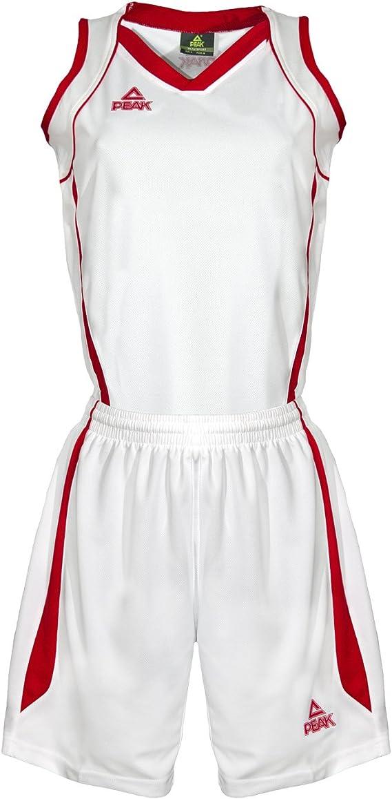 Peak Sport Europe Basketball Trikotset Uniform Set Team Equipación ...