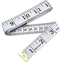 Cinta métrica suave para pecho y cintura, 150