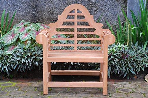 Windsor's Lutyens Genuine Grade A Indonesian Plantation Teak Chair 36