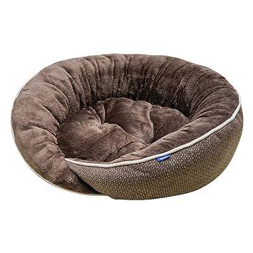 Large Dog Kennel, Pet Cojín, Perro Mat, Teddy Cama De Perro, Perro Productos, Cat Litter, Cuatro Temporadas,Brown L: Amazon.es: Productos para mascotas