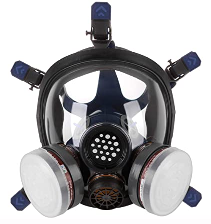 Vapor Filter Full With Organic Respirator Face Sck Amazon Double