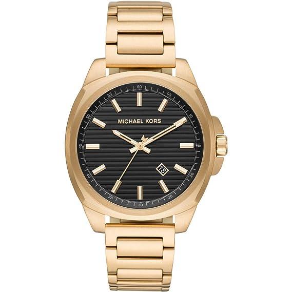 Michael Kors BRYSON MK8658 Reloj de Pulsera para hombres: Amazon.es: Relojes