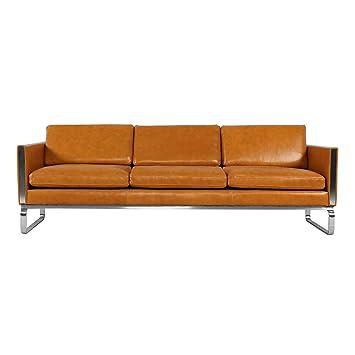 Amazon Com Kardiel Amsterdam Ch103 Mid Century Modern Sofa Premium