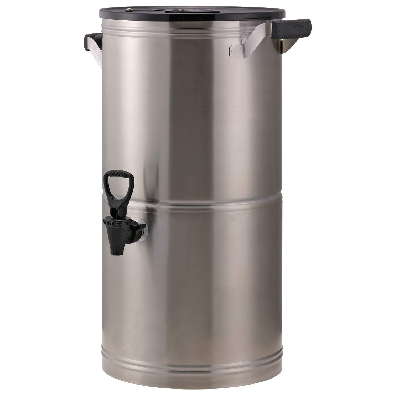 Amazon.com: Servicio Ideas its5gpl té Urn, redonda 5 Gallon ...