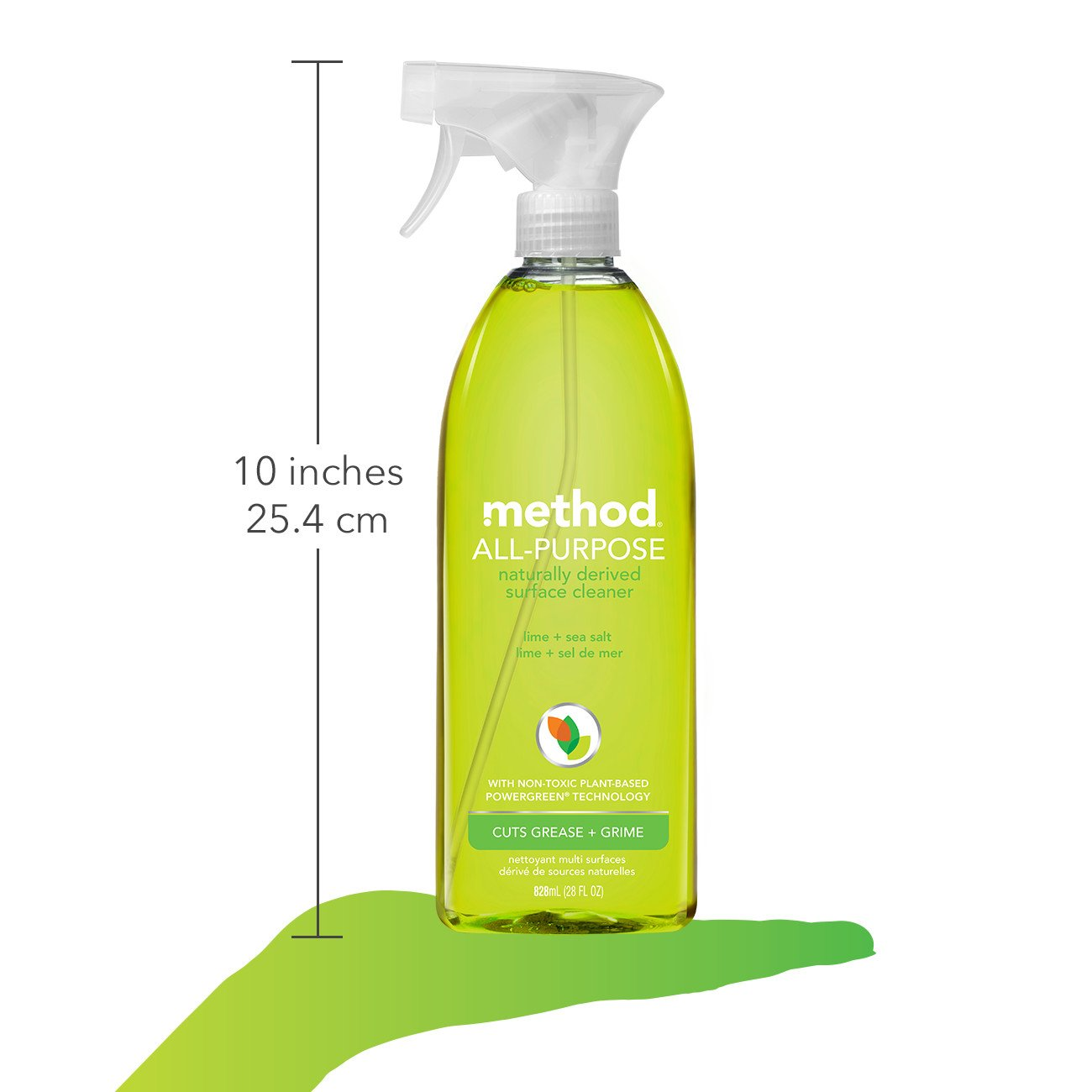 Method All Purpose Cleaner, Lime + Sea Salt, 28 Ounce (8 Count) by Method (Image #7)