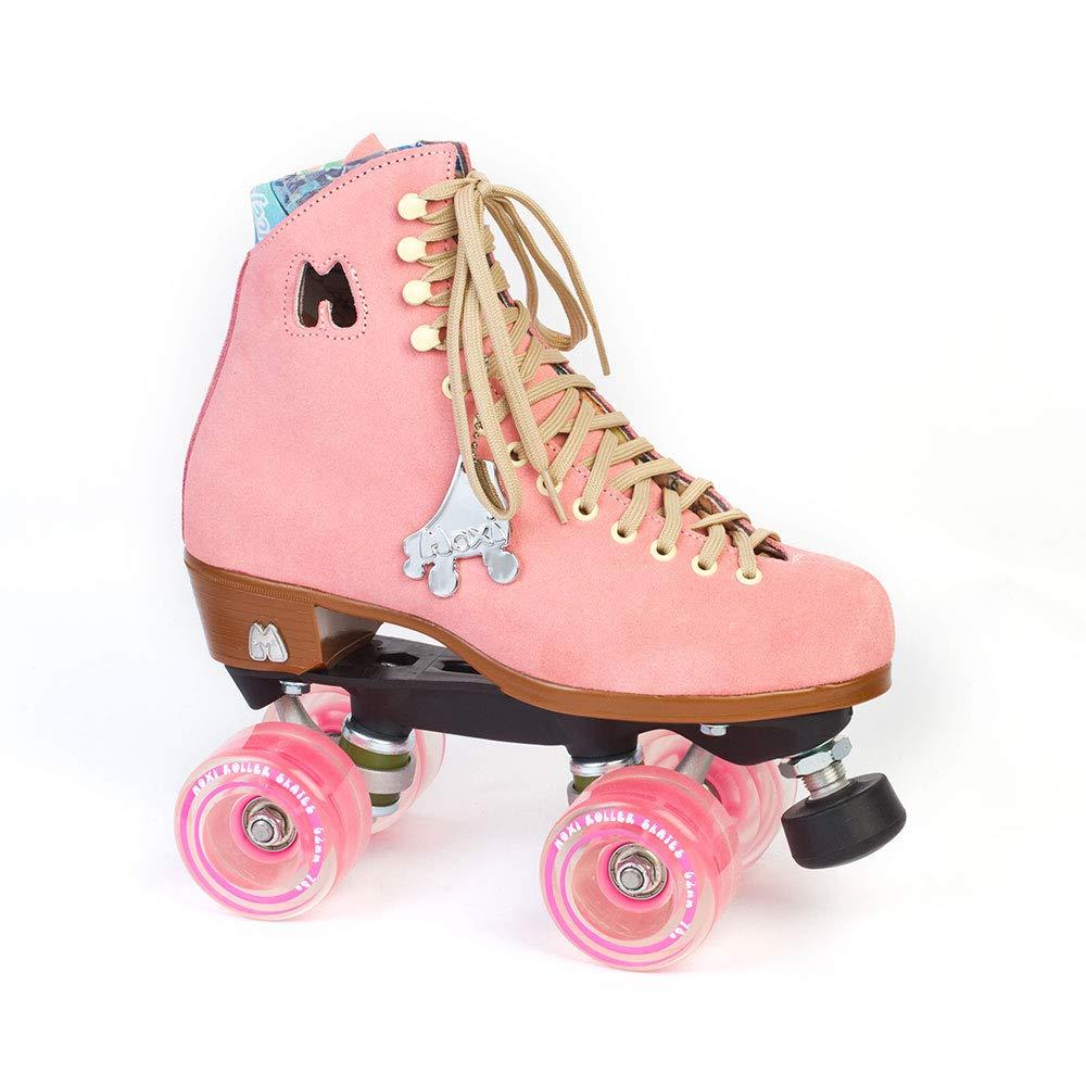 Moxi Roller Skates Lolly Roller Skates,Pink,4
