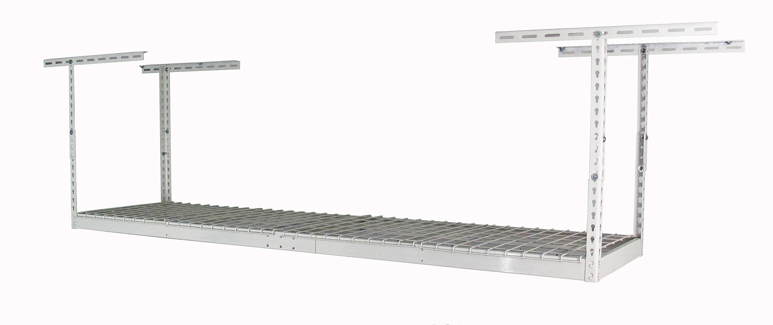 MonsterRax - 2x8 Overhead Garage Storage Rack (18''-33'') by MonsterRax