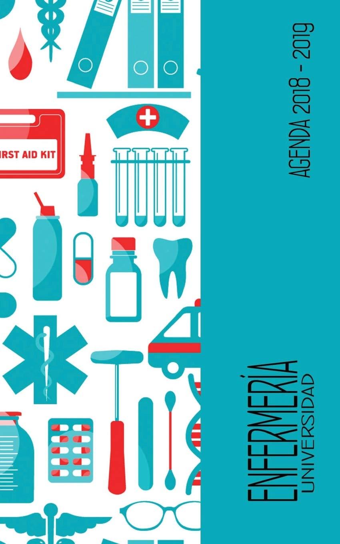Agenda universitaria enfermeria 18-19: Curso 2018-2019 ...