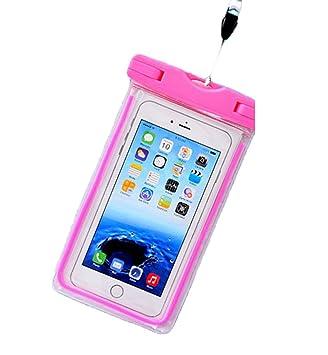 Da.Wa - Funda Impermeable para móvil de 6 Pulgadas (Color ...