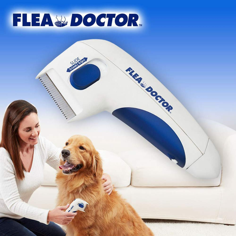 NeoPaw Flea Doctor Electronic Flea Comb for Dogs & Cats As Seen On TV by NeoPaw (Image #3)