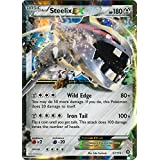 Pokemon Steam Siege XY11 Single: Steelix-EX 67/114 Ultra Rare