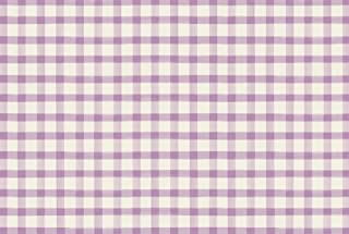 product image for Hester & Cook Paper Placemat, Pad of 24 - Lilac Painted Check