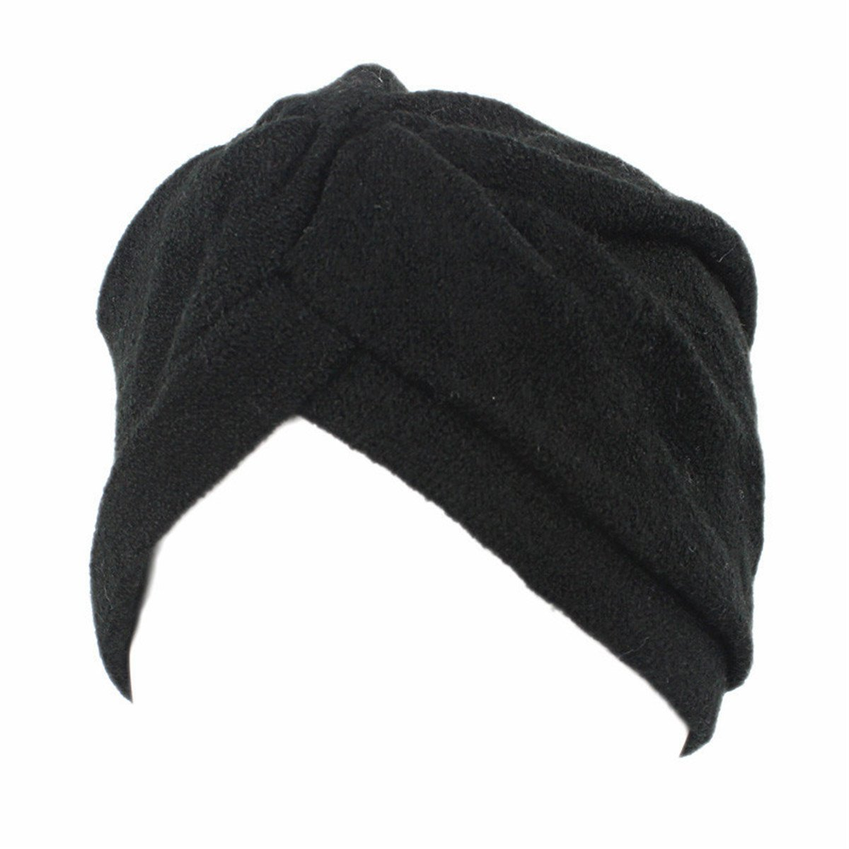 Qhome Wool Blending Jersey Turban hat Winter Indian Cap Lady Hijab Turban  Headband Turbante for Women at Amazon Women s Clothing store  c9c0e2609565